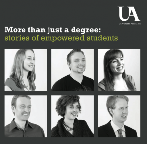 More than just a degree - cover