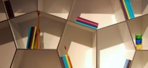 Design Bookshelves by loungerie