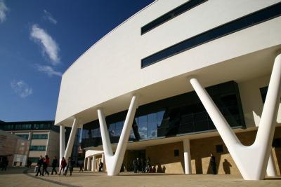 Creative Arts Building at the University of Huddersfield
