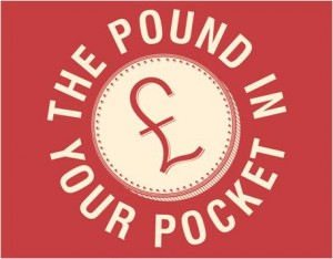 Pound in your pocket