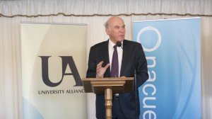 Rt Hon Vince Cable, Secretary of State for Business, Innovation and Skills