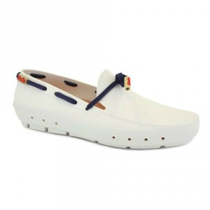 Mocks loafer brighton white