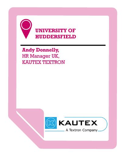 University of Huddersfield – Kautex Textron | University