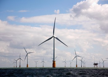 Credit Thanet Offshore Wind Farm by Nuon