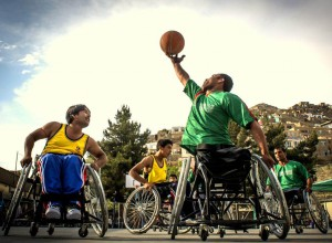 Motivation - Kabul basketball