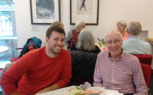 SIFD Dementia Pop-up Cafe pic Salford