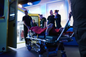 Kingston 2 Paramedic Clinical Simulation Centre