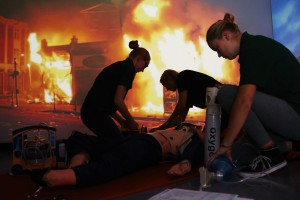 Kingston Paramedic Clinical Simulation Centre