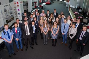 USW Welsh Financial Services Grad Prog - cohort 2