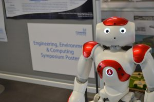 Nao robot at Coventry University