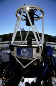 Image credit: Liverpool Telescope by Dr Robert Smith (LJMU).