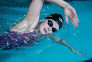 Paralympian and Salford student Hannah Russell Photography - Nick Harrison