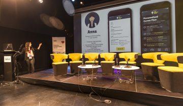 Lavinia Alexoiu – Winner of the Building Bright Ideas competition 2016