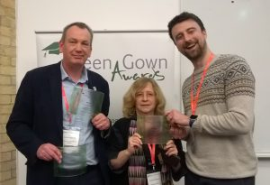 UWE wins International Green Gown Award
