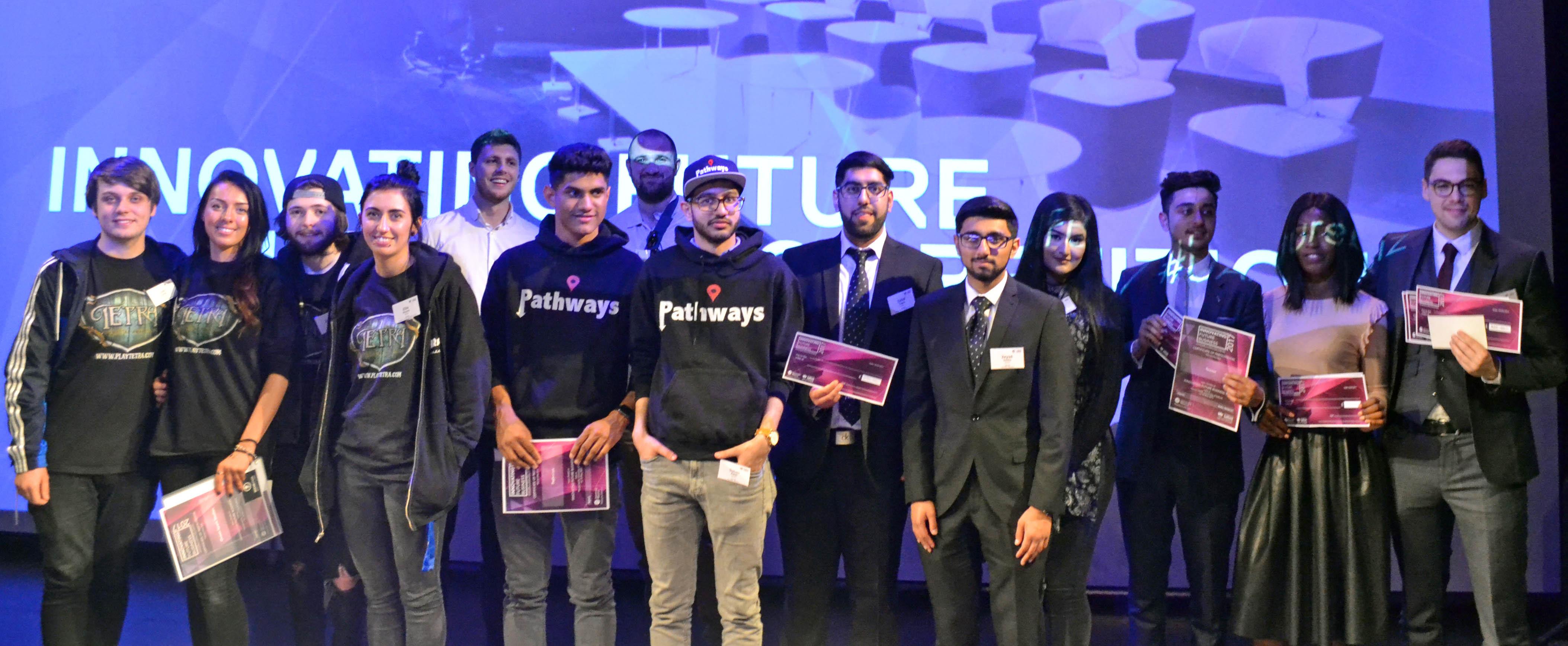 IFB17 Winners