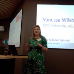 Vanessa's summit speech